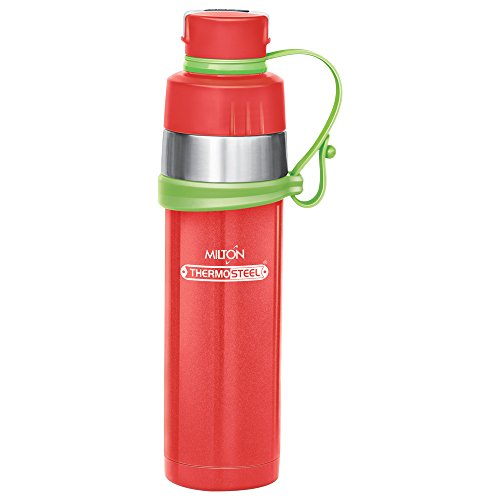GIST Stainless Steel Water Bottle 480 ml Red