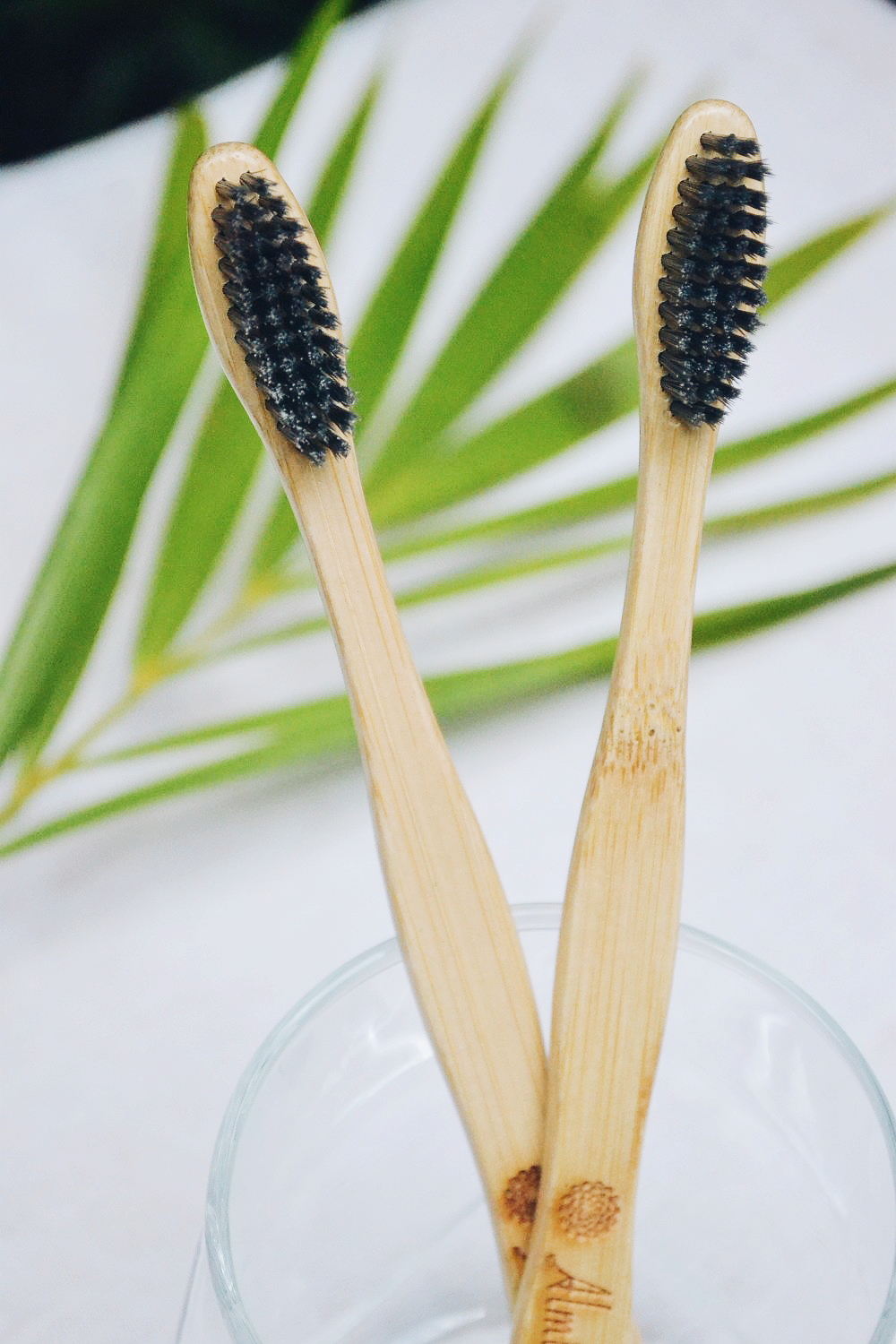 Oral Care Set – Bamboo Toothbrush and Copper Tongue Cleaner (Pack of 2), 4 image