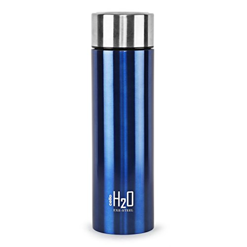 Cello H2O Stainless Steel Water Bottle 2 Pc, 2 image