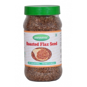 Flax Seeds (Alsi) - Whole And Natural 250 gm (8.81 Oz)