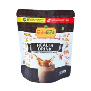Health Drink   Easy to Make Daily Health Drink Nutritious   No preservatives No Artificial Colors (Pack of 6)