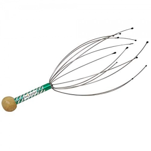 Head Massager (Colors May Vary)