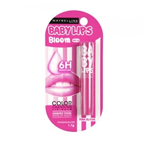 Small Lips Color Changing Lip Balm Pink Bloom 1.7g