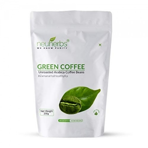 Green Coffee Beans Your Natural Immunity Booster And Weight Loss Partner: 200 G