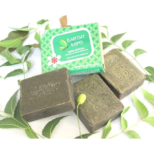 Neem Special Cleansing Bathing Soap-100g (3.52 OZ)