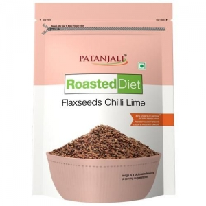 Patanjali ROASTED DIET-FLAXSEED CHILI LIME