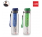 Cello Infuse Plastic(PET) Water Bottle with Infuser 800ml Set of 2 Assorted, 2 image
